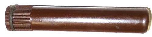 MK V Plastic Oiler - brown bakelite