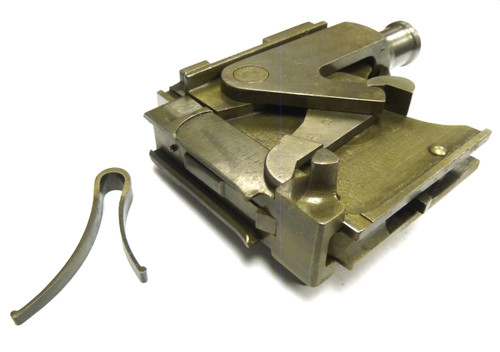 Vickers Lock Assembly - ENFIELD - vg.+ cond., w/extra lock spring
