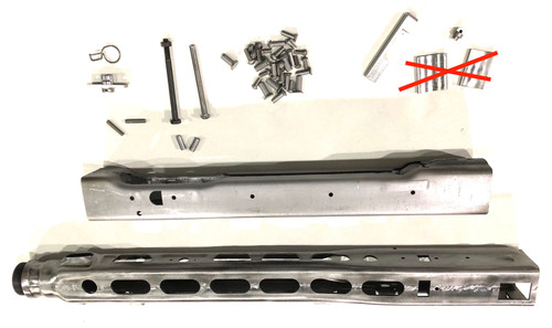 MG-42 Sheet Metal Package Without Buffer Tabs (FREE Delivery)