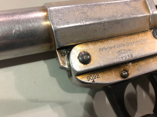 Walther LP34 dated 1939