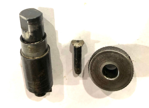 MP40 Receiver Catch Assembly