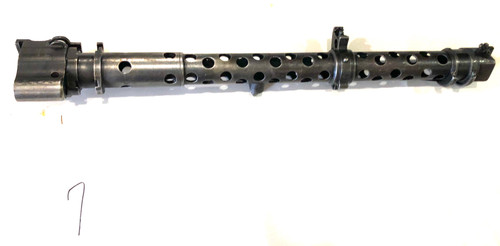 MG34 Barrel Jacket - Stripped Mauser with Front AA Base - Lot 200602-07