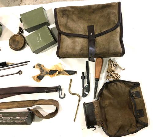 MG34 Accessory Lot - 04
