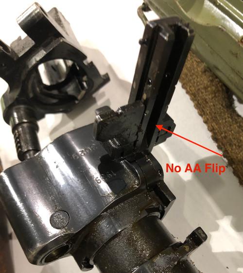 MG34 Parts Kit 3629 - Gustloff-Werke markings - SHIPS FREE
