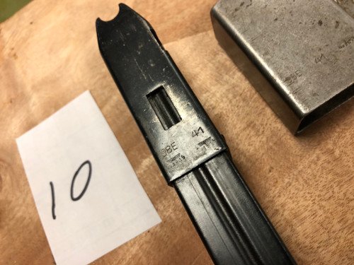 MP40 Early Magazine and Loader lot - Steyr Marking  (lot 200728-10)