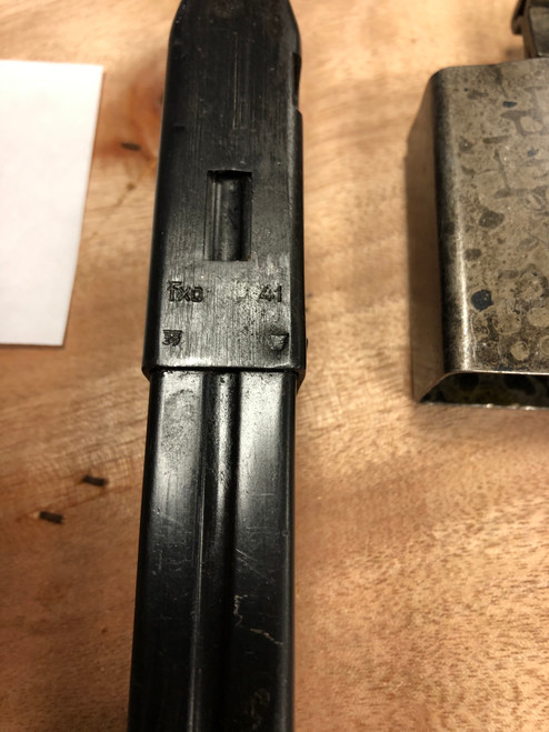 Early Magazine and Loader lot - Haenel 1941(lot 200729-02)