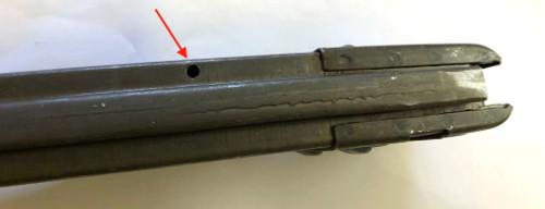 "MP44 Magazine ""gqm"" marking lot 200920-03"