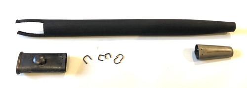 1907 Bayonet No. 1 Scabbard Kit - Round  - Unnumbered