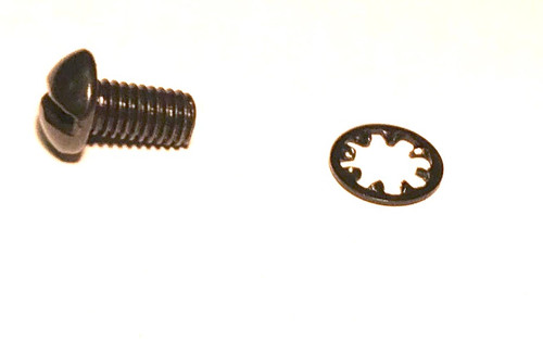 STEN Magazine Catch Retainer/Ejector Screw and Washer Set (Reproduction)