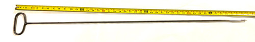 Original Vickers MMG And Lewis Cleaning Rod - Canadian Markings - Minor Blems