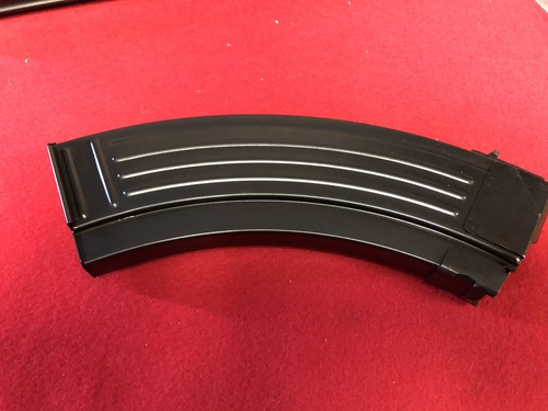 CROATIAN AK-47 7.62X39MM 30RD CAPACITY STEEL MAGAZINE