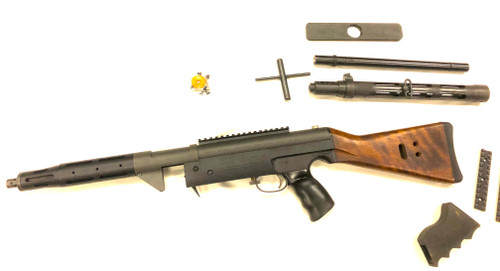 Refurbished Stemple Takedown Gun (STG) STG76 With Extra Parts