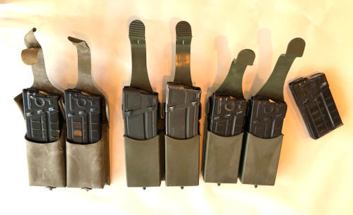 7x HK91/G3  Magazine with 3 Pouches
