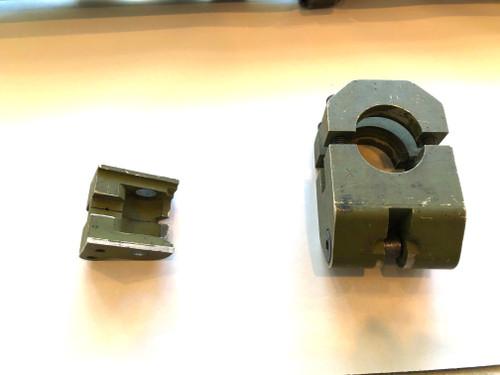 MG34 to Bren Tripod Adapter and Laufschützer Dual Purpose Barrel Carrier