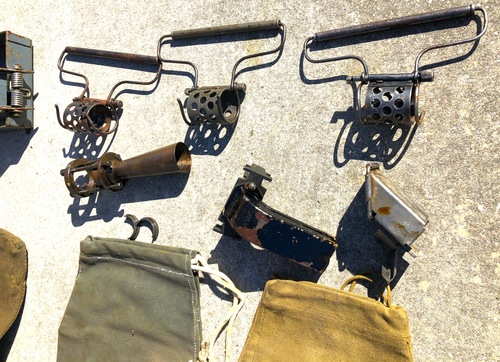 M2HB Accessory Lot 4 **Ships Free in Lower 48**