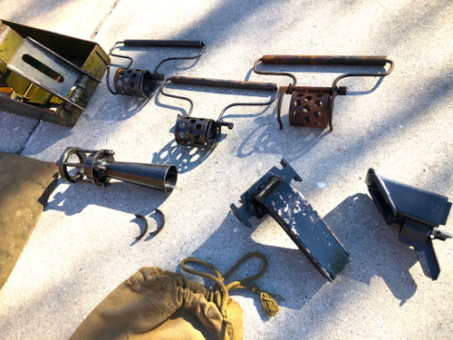 M2HB Accessory Lot 8 **Ships Free in Lower 48**