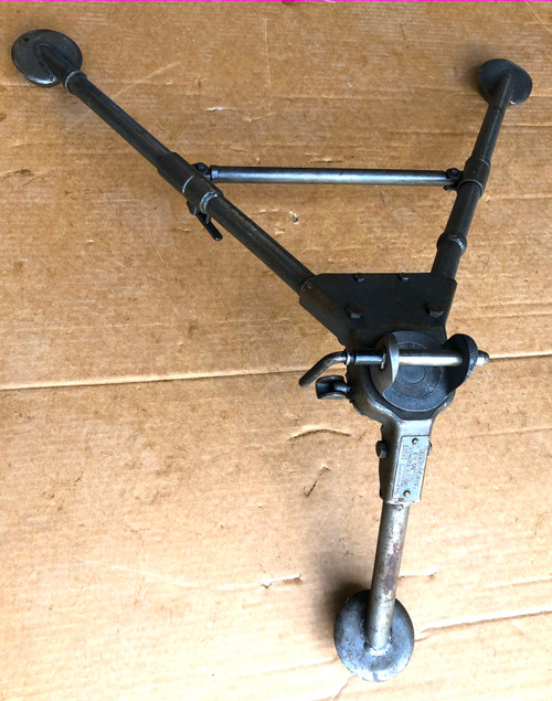 "WW2 dated M2 Tripod with original Pintle  ""LAMSON 1945"" SHIPS FREE to lower 48"