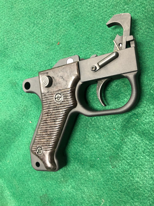 MG42 Semi Trigger Pack (machined) with surplus grips