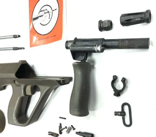 SME Steyr AUG Parts Kit with Original SME Manual