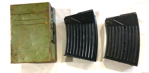 Lot 4: 2cm Magazine Set with Case - SHIPS FREE to lower 48