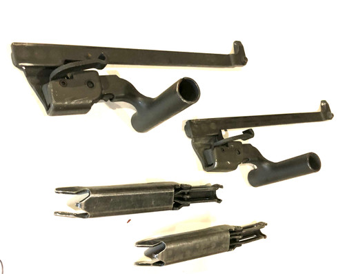 Lot 210826-03: MG3 MG42 Cocking Handles and Tools