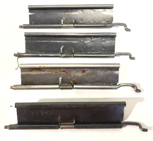 MG42 German 8mm Ejection Port Cover Assembly