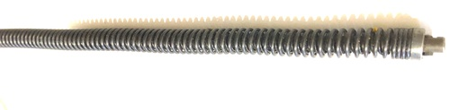 Lot 11: M2HB Main Spring, Link Chute Guide, and Carry Handle