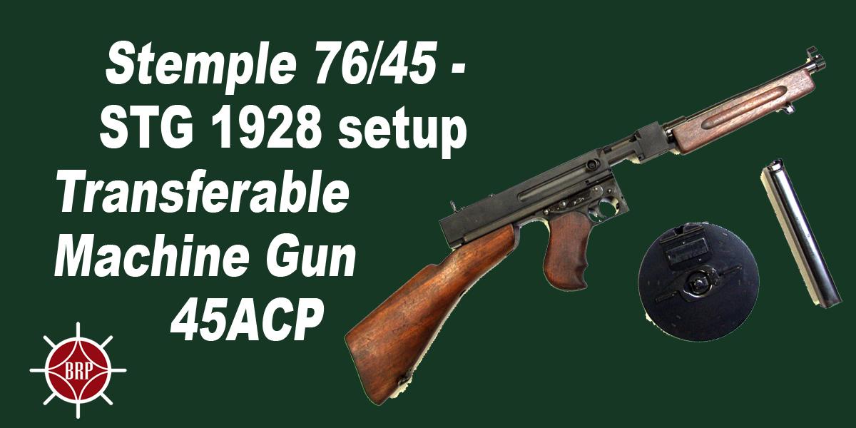 BRP Guns
