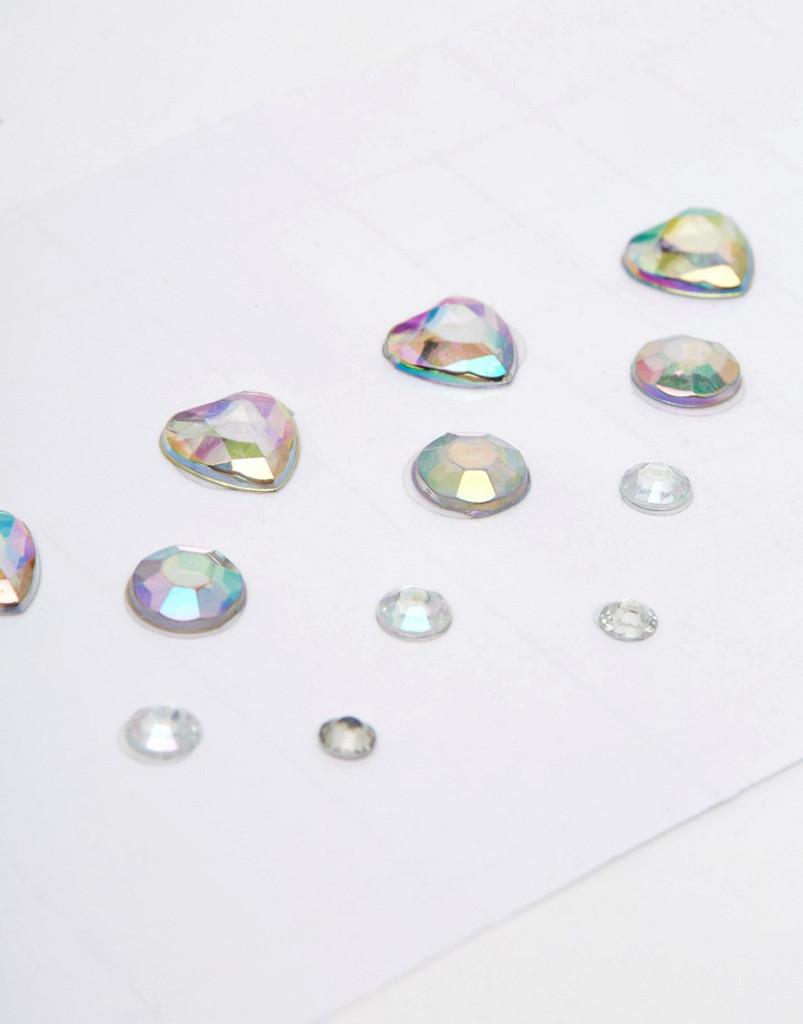 Iridescent Electra | Face Gems | Face Jewels