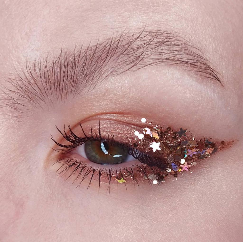 Gold Lileth | Chunky Cosmetic Glitter | Festival Glitter