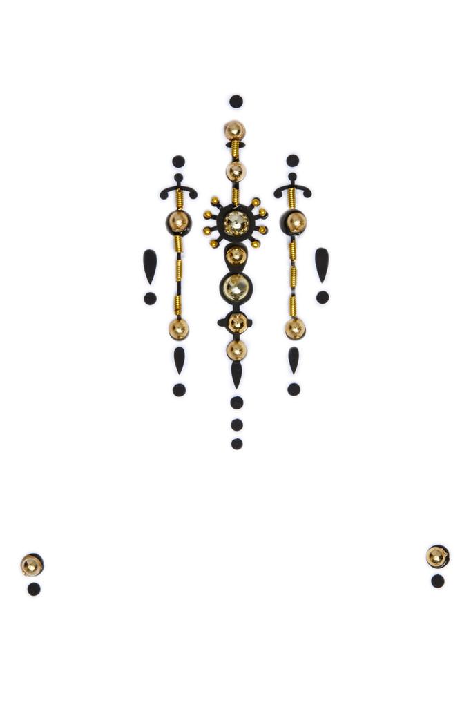 Gold Athena, Jewelled Athena