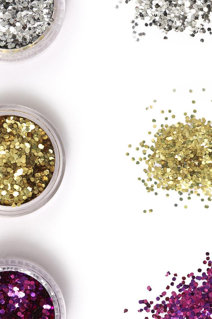 Eutopia | Bio Glitter | Biodegradable Glitter Stack