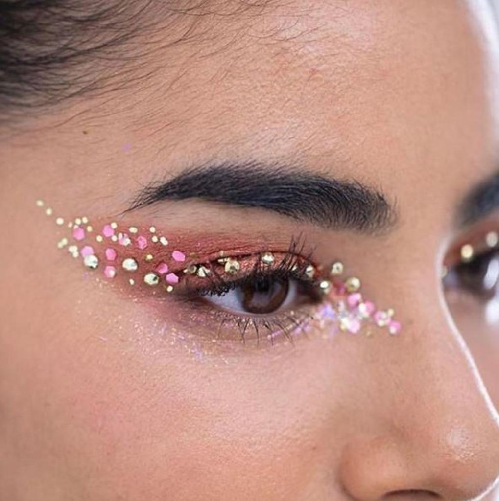 Rose Gold Rush Biodegradable Glitter