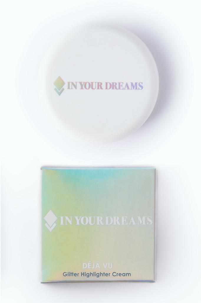 DÉJÀ VU Glitter Highlighter cream