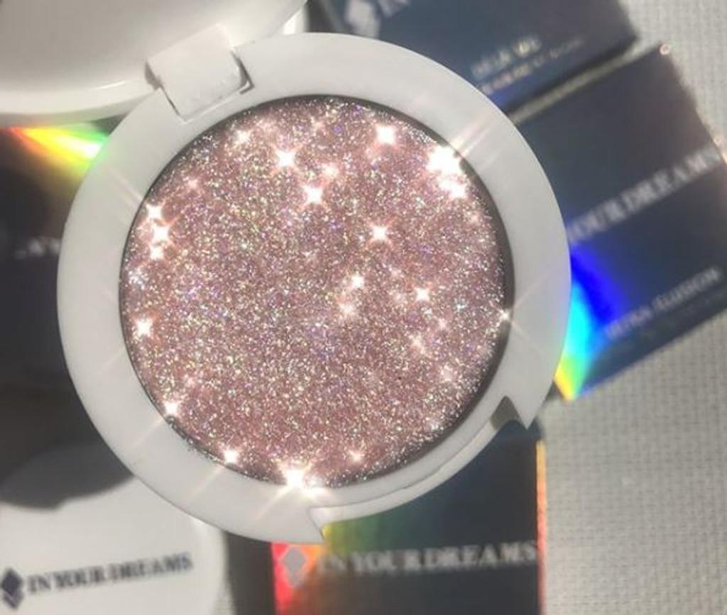 Spectra Pressed Glitter Balm