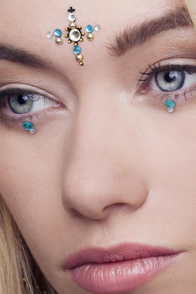 Duchess Face Gems