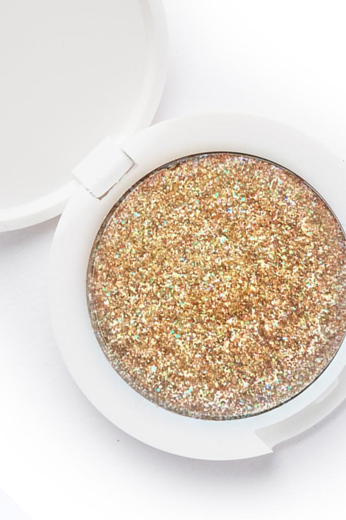 Eclipse | Pressed Glitter Balm | Highlighter