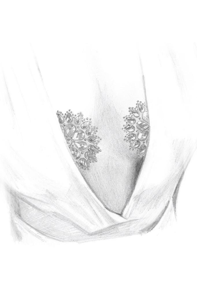 Opal Venus | All in One Body Jewels & Holographic Sticker | Boob Jewels