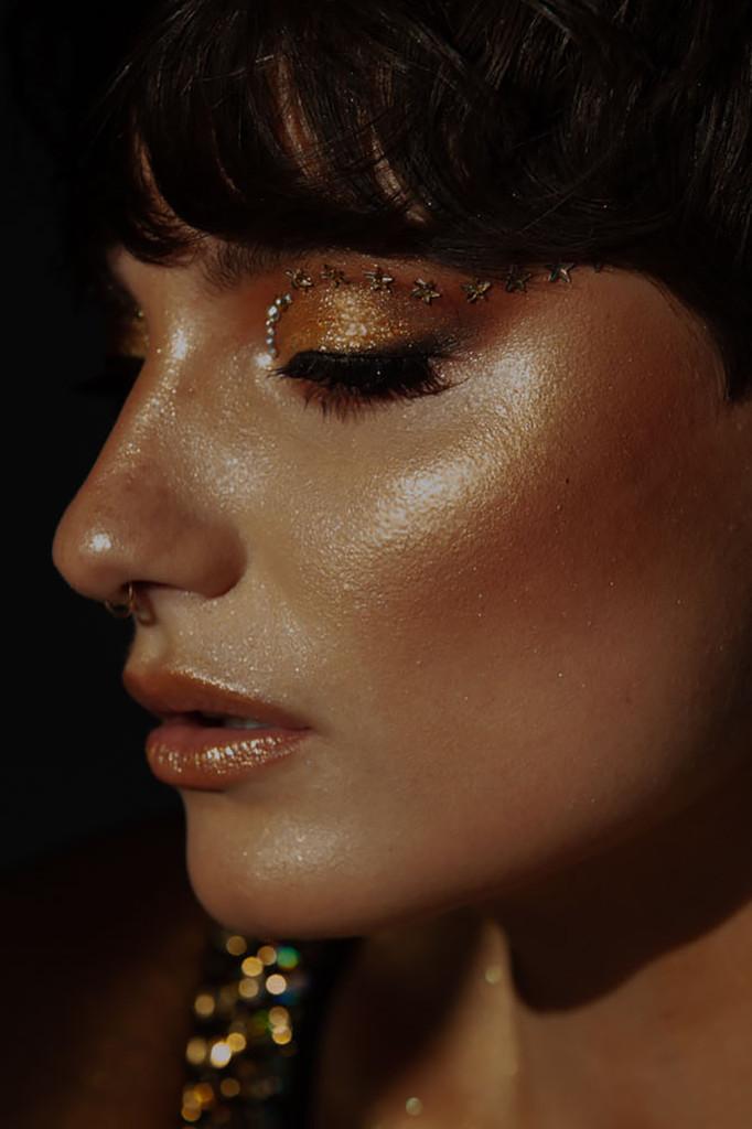 Heavenly Gold | Fine Glitter Pigment