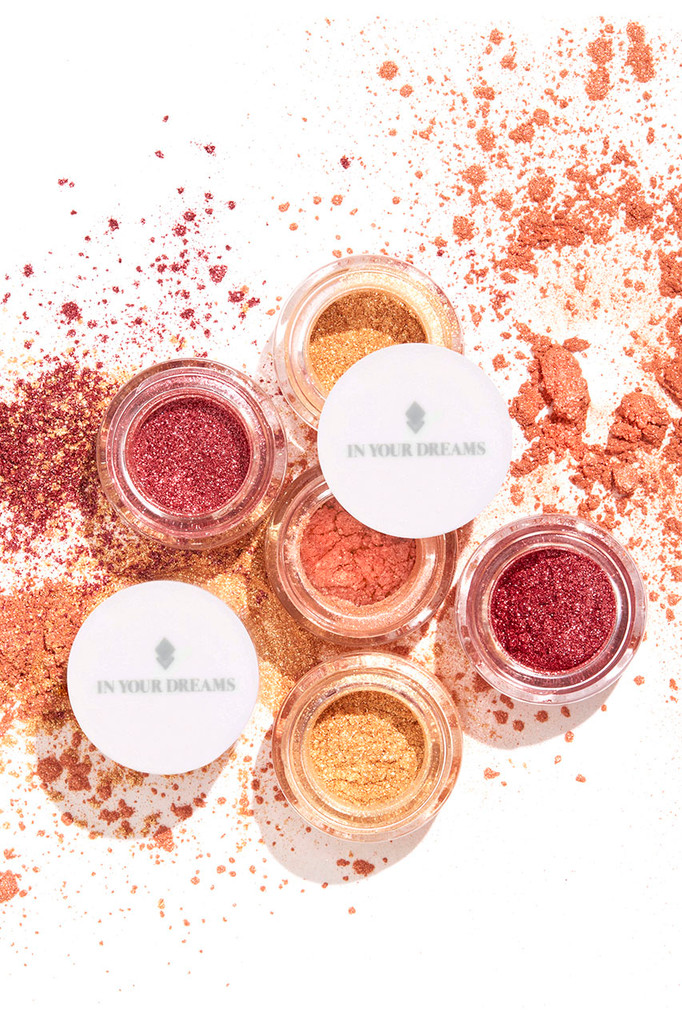 Heavenly Gold | Fine Glitter Pigment