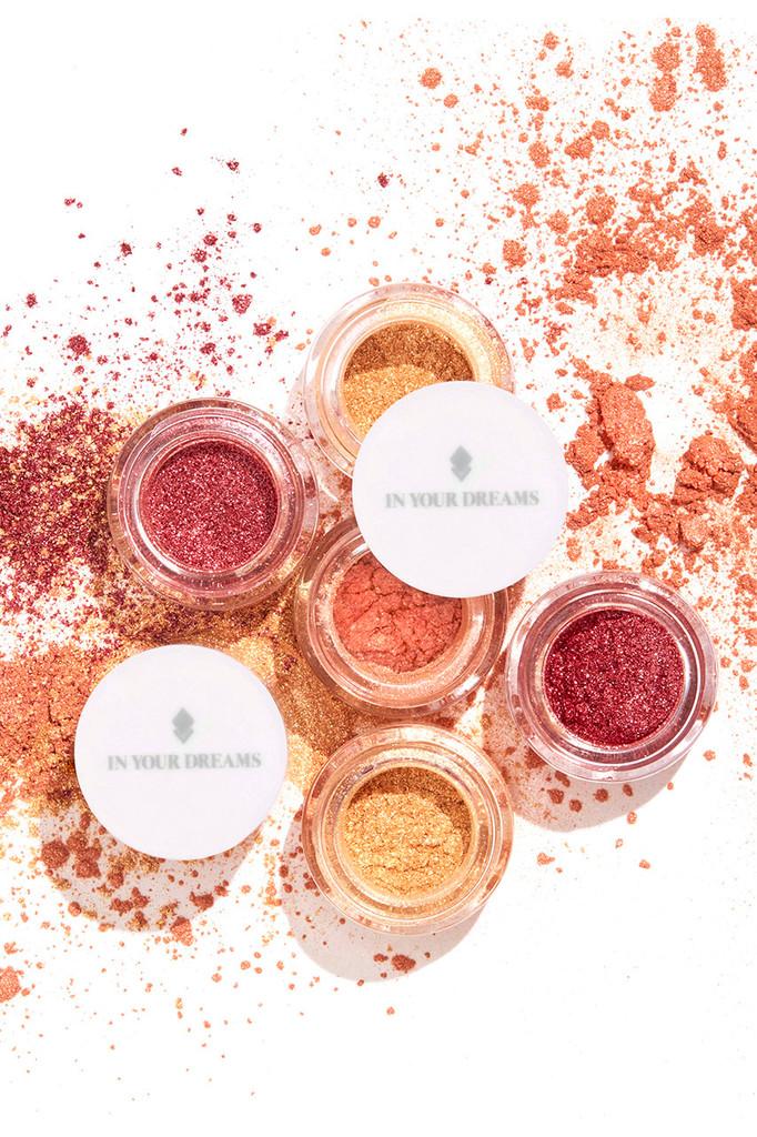 Rose Gold Bliss | Fine Glitter Pigment