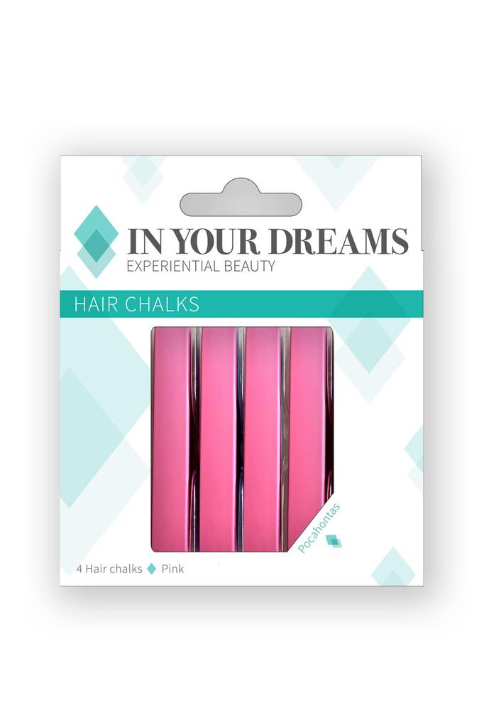 Pocahontus, Hair Chalks