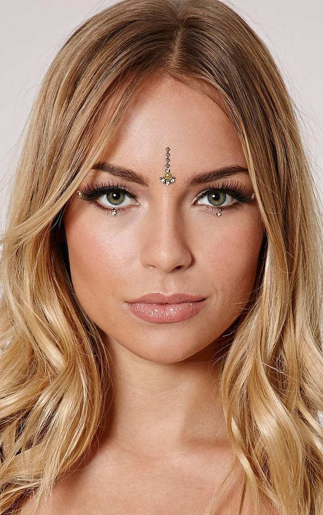 Goddess Cluster, Face Jewels