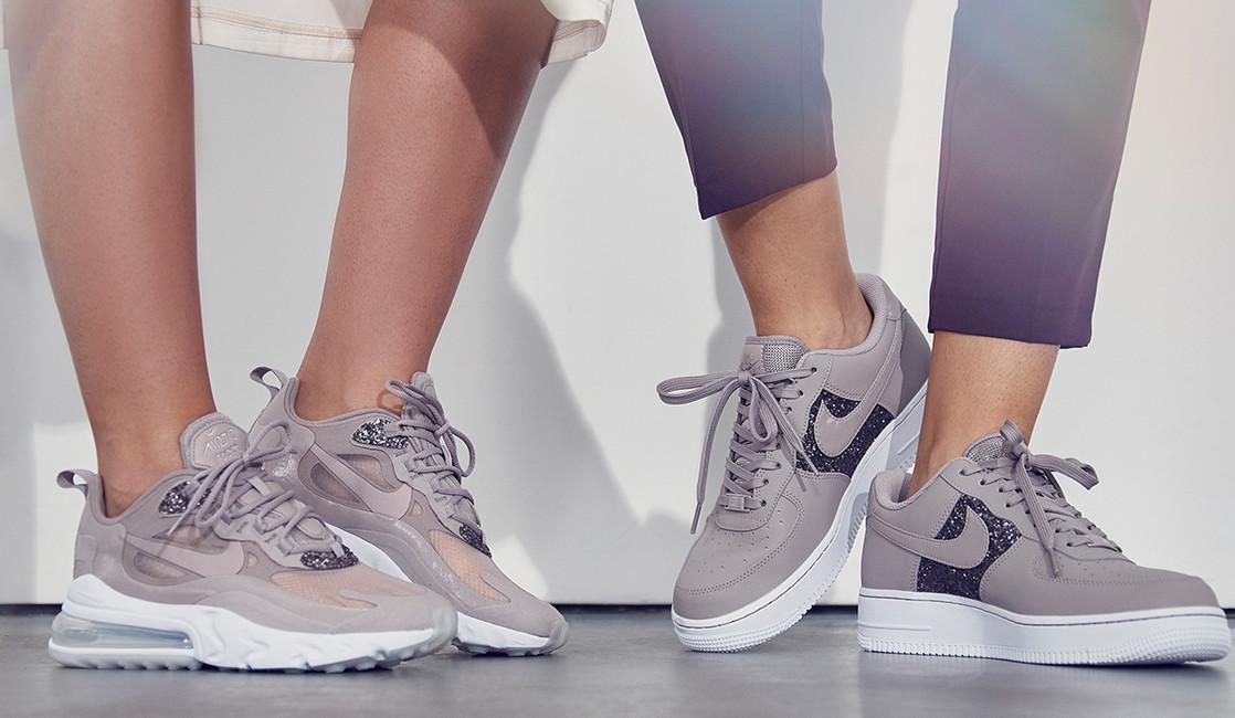 IYD X Nike - The Glitter Pack
