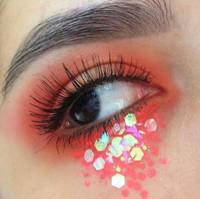 Iridescent Mermaid | Chunky Cosmetic Glitter | Festival Glitter