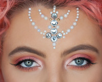 Paradise Pearl | All In One Face Jewels | Face Gems