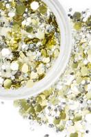Golden Mirage   Bio Glitter    Biodegradable Glitter