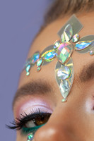 Opal Ophelia | All in One Face Gem & Holographic Sticker