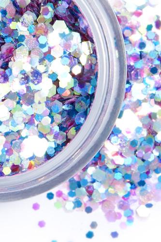 Purple Unicorn | Chunky Cosmetic Glitter | Festival Glitter