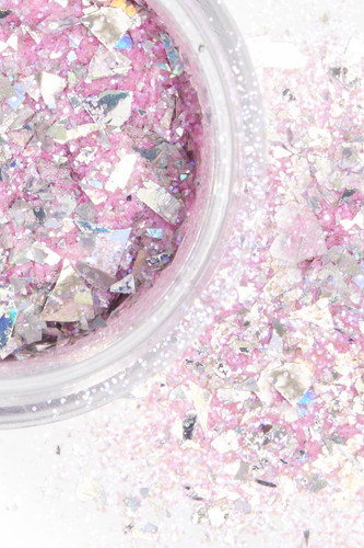 Pink Pegasus | Chunky Cosmetic Glitter | Festival Glitter